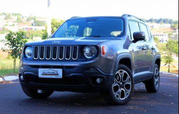Jeep Renegade 2.0 TDI Longitude 4WD (Aut)