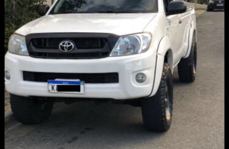 Toyota Hilux 2.5 TD 4X4 (cab. simples) Chassi - Foto #1