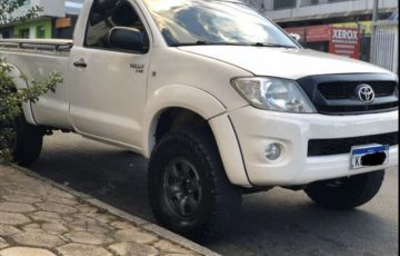 Toyota Hilux 2.5 TD 4X4 (cab. simples) Chassi - Foto #2