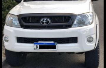 Toyota Hilux 2.5 TD 4X4 (cab. simples) Chassi - Foto #4