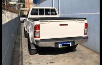 Toyota Hilux 2.5 TD 4X4 (cab. simples) Chassi - Foto #6