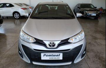 Toyota Yaris 1.3 Xl Plus Tech Cvt