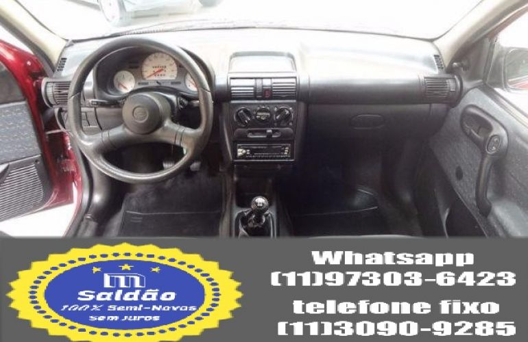 Chevrolet Corsa Hatch Super 1.0 MPFi 2p - Foto #3