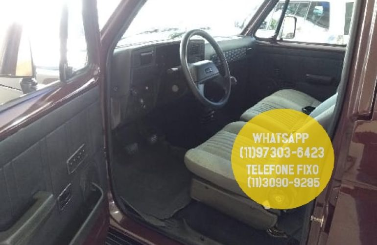 Chevrolet D20 Pick Up Custom Luxe 4.0 (Cab Dupla) - Foto #2
