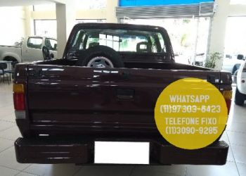 Chevrolet D20 Pick Up Custom Luxe 4.0 (Cab Dupla) - Foto #4