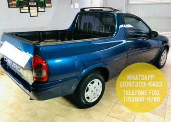 Chevrolet D20 Pick Up Custom Luxe 4.0 (Cab Dupla) - Foto #10