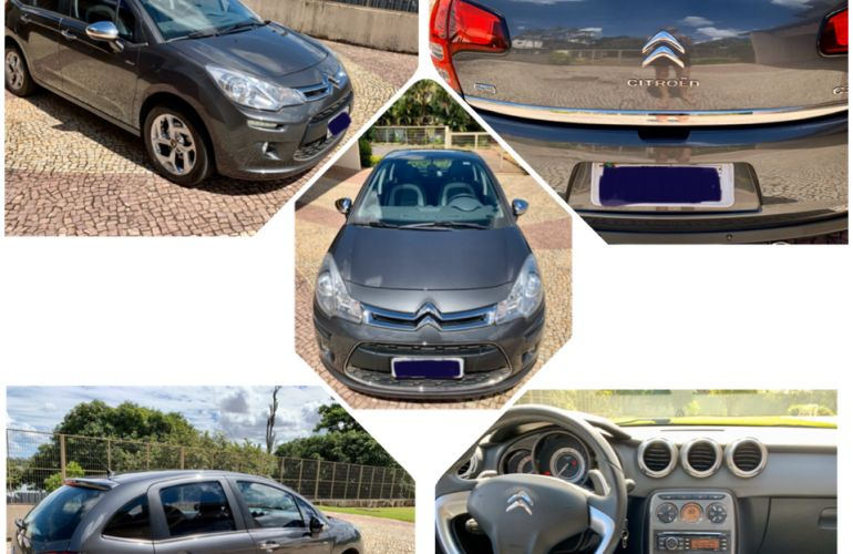 Citroën C3 Exclusive 1.6 16V (Flex)(aut) - Foto #3