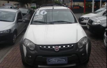 Fiat Weekend Adv. 1.8 Flex