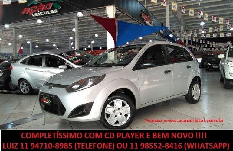 Ford Fiesta 1.0 MPI 8V Flex - Foto #1
