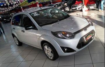 Ford Fiesta 1.0 MPI 8V Flex - Foto #2