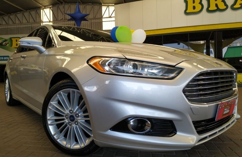 Ford Fusion 2.0 16V FWD GTDi Titanium (Aut) - Foto #3
