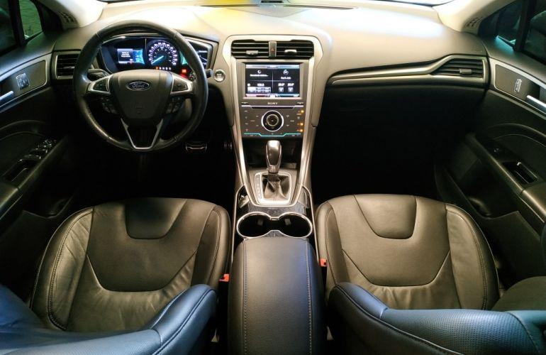 Ford Fusion 2.0 16V FWD GTDi Titanium (Aut) - Foto #8
