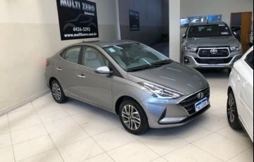 Hyundai HB20S Diamond Plus 1.0 TGDI