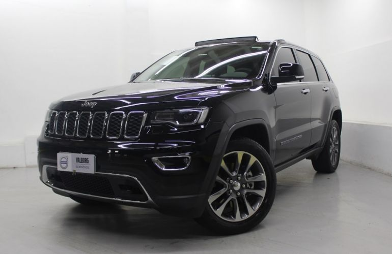 Jeep Grand Cherokee 3.6 V6 Limited 4WD - Foto #1