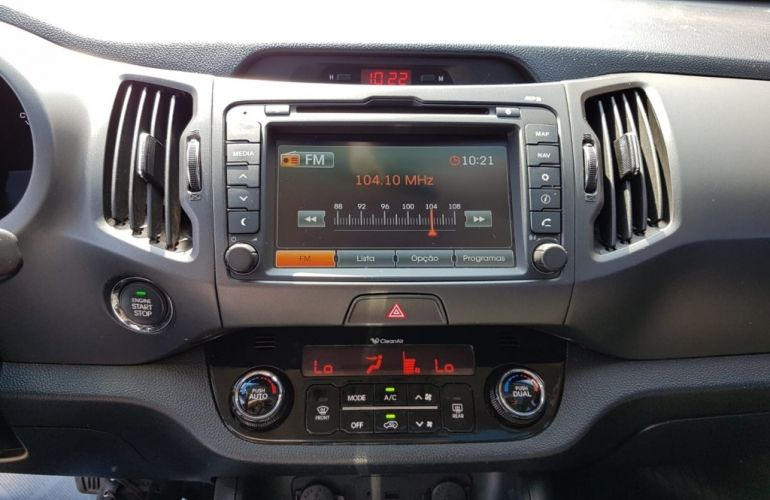 Kia Sportage 2.0 EX (Flex) (Aut) P.265 - Foto #8