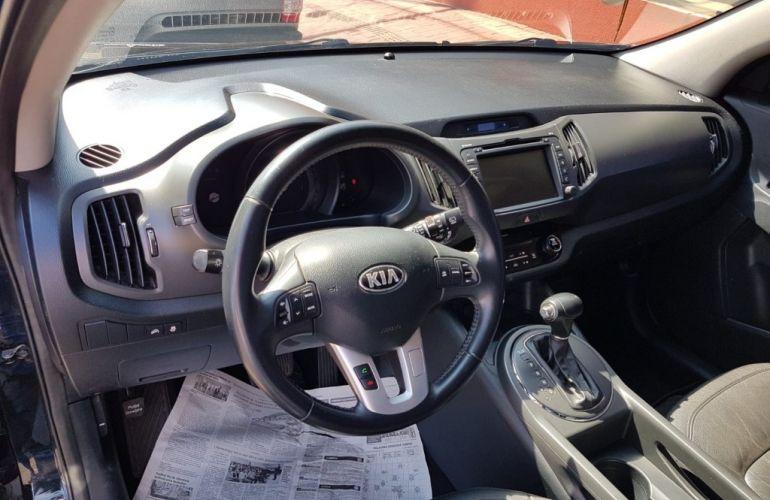Kia Sportage 2.0 EX (Flex) (Aut) P.265 - Foto #9