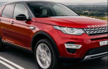 Land Rover Discovery Sport HSE LUXURY 2.0 16V SI4 Turbo