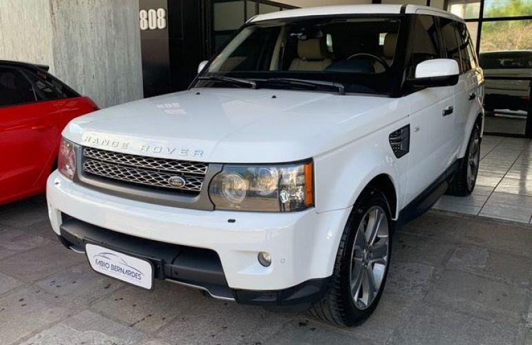 Land Rover Range Rover Sport Superchargerd 4X4 5.0 V8 32V - Foto #2