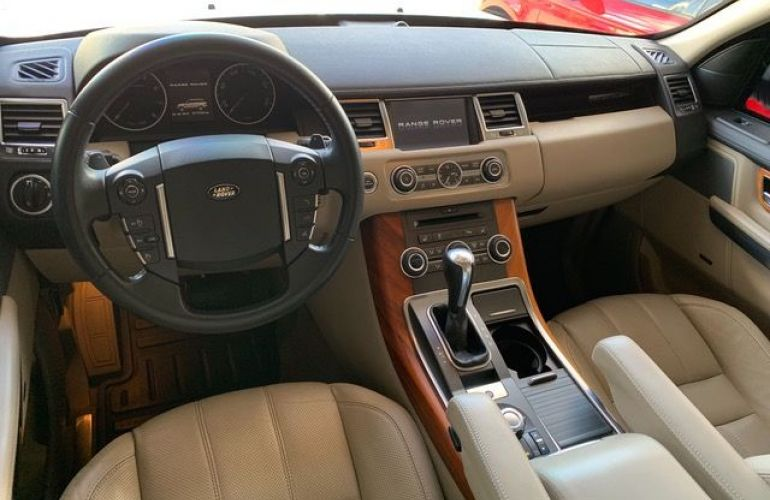 Land Rover Range Rover Sport Superchargerd 4X4 5.0 V8 32V - Foto #8