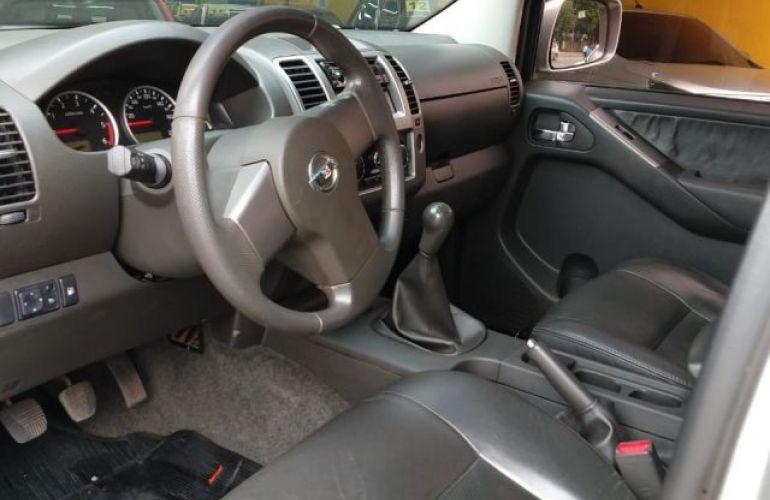 Nissan Frontier S 4x4 2.5 Turbo Diesel - Foto #6