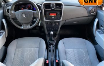 Renault Logan 1.0 Expression 16V Flex 4p Manual - Foto #2