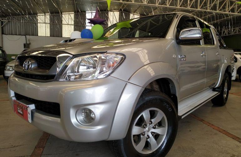 Toyota Hilux SRV 4x4 3.0 Turbo (cab. dupla) - Foto #1