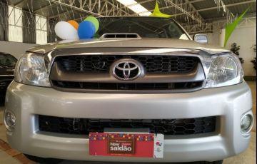 Toyota Hilux SRV 4x4 3.0 Turbo (cab. dupla) - Foto #2