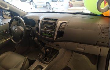 Toyota Hilux SRV 4x4 3.0 Turbo (cab. dupla) - Foto #10