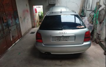 Audi A4 Avant 1.8 20V Turbo (tiptronic)