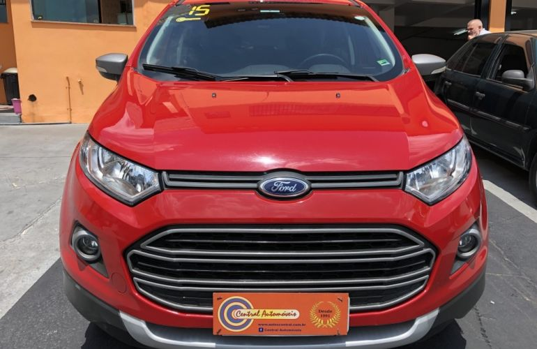 Ford EcoSport Freestyle 1.5 (Flex) - Foto #2