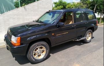 Jeep Grand Cherokee Limited 5.2 V8 - Foto #10