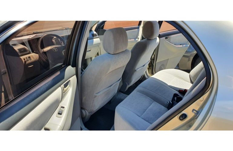 Toyota Corolla Sedan XEi 1.8 16V - Foto #6