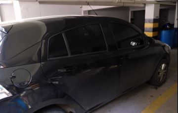 Chevrolet Agile LTZ 1.4 Easytronic (Flex) - Foto #3