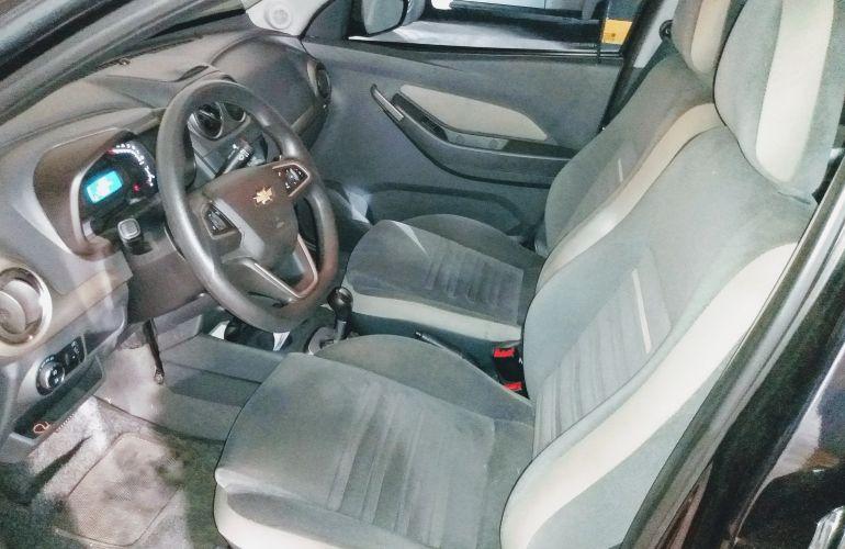 Chevrolet Agile LTZ 1.4 Easytronic (Flex) - Foto #5