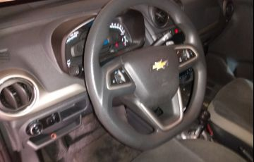 Chevrolet Agile LTZ 1.4 Easytronic (Flex) - Foto #8
