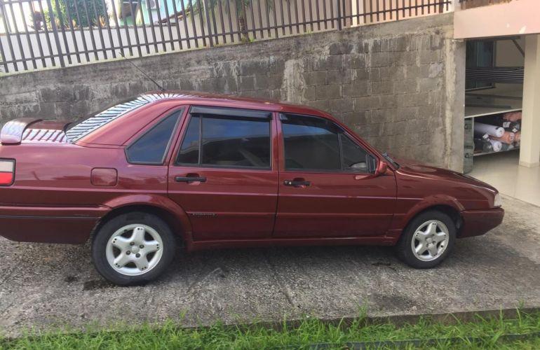 Volkswagen Santana Evidence 2.0 MI - Foto #1