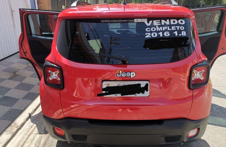 Jeep Renegade 1.8 (Aut) (Flex) - Foto #6