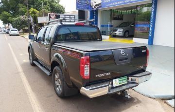 Nissan Frontier SE Attack 2.5 4x2 (Cab.Dupla) - Foto #3