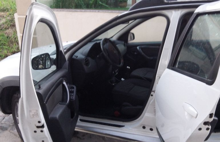 Renault Duster 1.6 16V Tech Road (Flex) - Foto #6