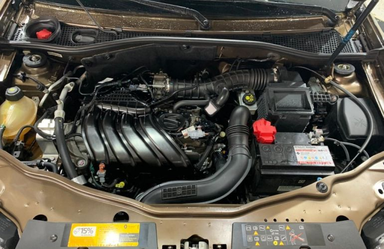 Renault Duster 1.6 16V SCe Dynamique CVT (Flex) - Foto #4