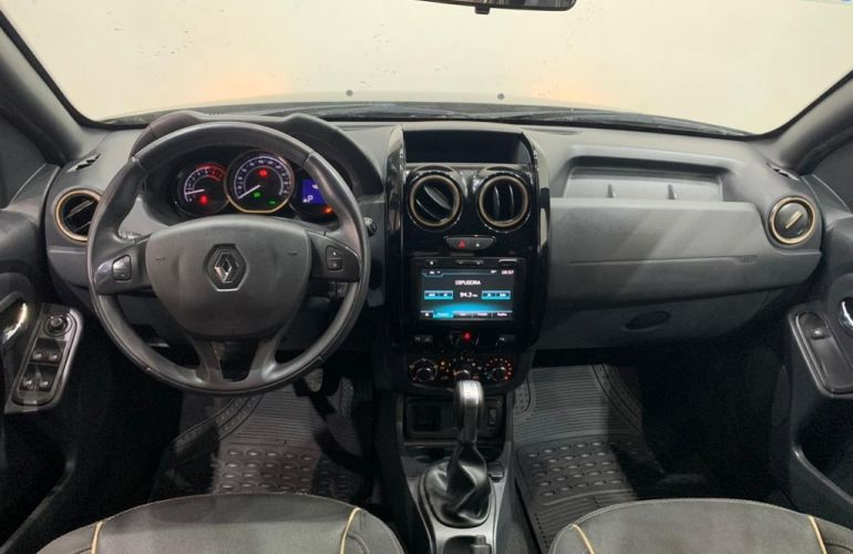 Renault Duster 1.6 16V SCe Dynamique CVT (Flex) - Foto #6