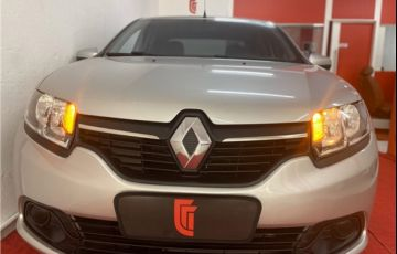Renault Logan 1.0 Expression 16V Flex 4p Manual - Foto #6