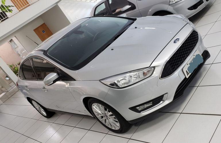 Ford Focus Sedan SE 2.0 16V PowerShift (Aut) - Foto #1