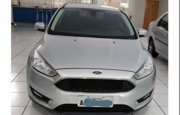 Ford Focus Sedan SE 2.0 16V PowerShift (Aut) - Foto #4