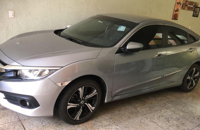 Honda Civic EXL 2.0 i-VTEC CVT - Foto #1