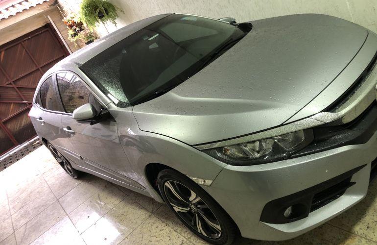 Honda Civic EXL 2.0 i-VTEC CVT - Foto #2
