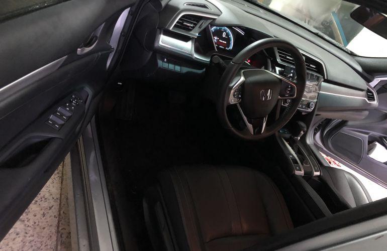Honda Civic EXL 2.0 i-VTEC CVT - Foto #3