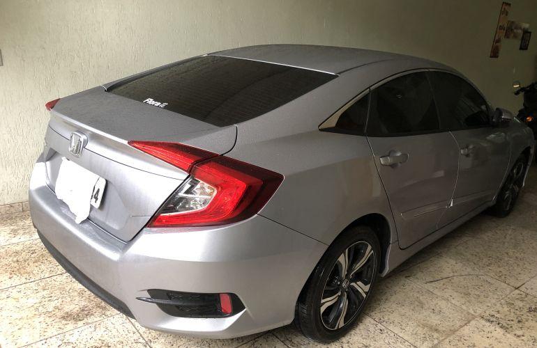 Honda Civic EXL 2.0 i-VTEC CVT - Foto #4