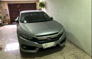 Honda Civic EXL 2.0 i-VTEC CVT - Foto #8