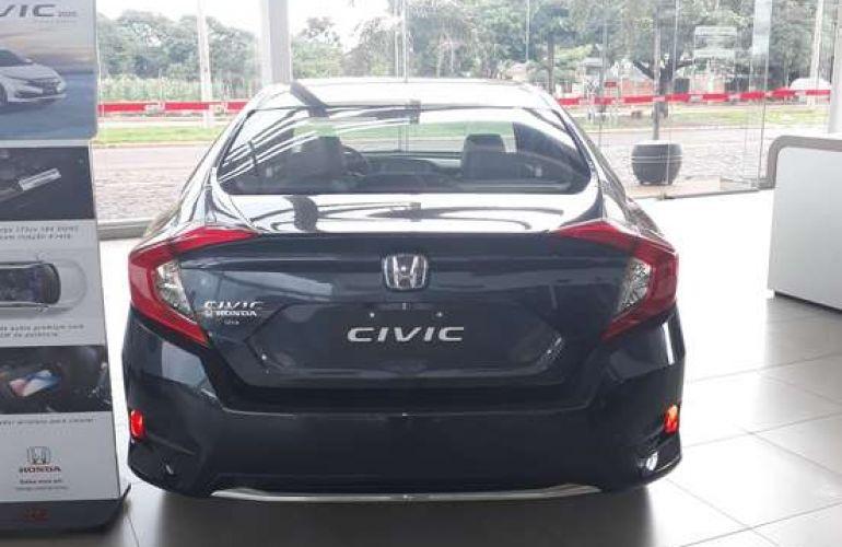 Honda Civic 2.0 EX CVT - Foto #7
